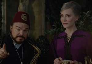 Cate Blanchett ve Jack Black'in başrolleri paylaştığı The House with a Clock in Its Walls'tan yeni fragman!