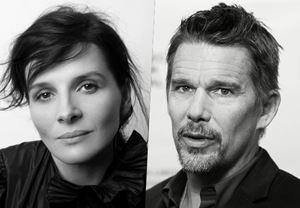 Altın Palmiye Ödüllü Hirokazu Kore-eda'nın yeni filminin başrolünde Juliette Binoche ve Ethan Hawke yer alacak