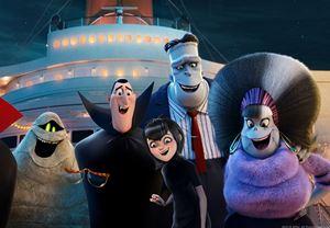 Box Office Türkiye: Otel Transilvanya 3, 105 bin seyirciyle ilk hafta sonunda gişenin zirvesinde!