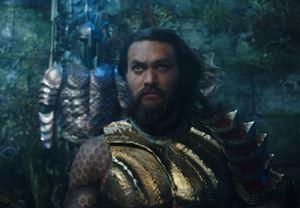 Jason Momoa'nın başrolünde yer aldığı Aquaman'in ilk fragmanı yayınlandı