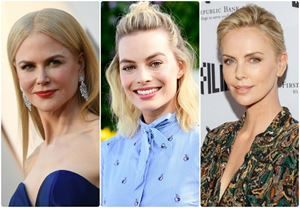 Margot Robbie, kadrosunda Nicole Kidman ve Charlize Theron'u da bulunduran Fair and Balanced'a dahil oluyor