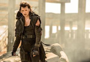 Resident Evil: The Final Chapter'dan fragman yayınlandı