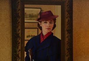Emily Blunt'ın başrolünde yer aldığı Mary Poppins Returns'ten yeni fragman yayınlandı