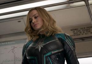 Merakla beklenen Captain Marvel'dan ilk fragman yayınlandı