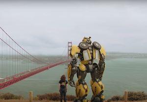 Travis Knight'ın yönetmenliğindeki Bumblebee'den yeni fragman yayınlandı