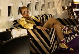 Sir Elton John'un hikâyesini anlatan Rocketman'den teaser yayınlandı