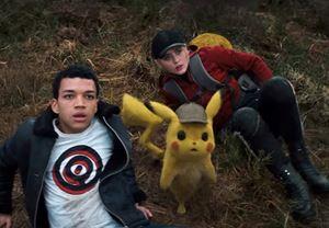 Ryan Reynolds'ın ana karakteri seslendirdiği Detective Pikachu'dan ilk fragman!