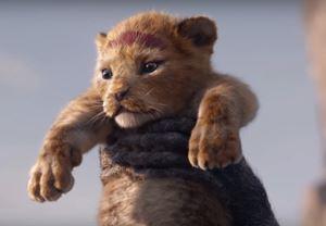 Disney'in klasik animasyonu The Lion King'in canlı çekim uyarlamasından teaser yayınlandı