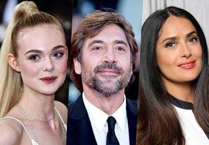 Javier Bardem, Salma Hayek ve Elle Fanning; Sally Potter'ın yeni filminde başrolleri paylaşacak