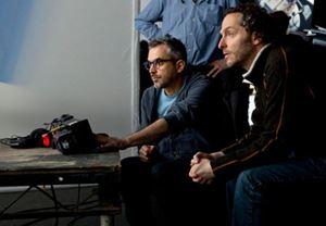 Alfonso Cuarón ve Emmanuel Lubezki, Roma üzerine konuştu
