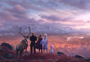 Tüm zamanların en çok hasılat toplayan animasyonu Frozen'ın devam filminden ilk fragman yayınlandı