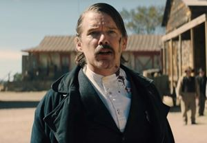 Ünlü haydut Billy the Kid'in hikâyesini anlatan Ethan Hawke ve Chris Pratt'li The Kid filminden fragman!