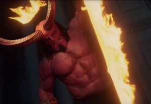 12 Nisan'da vizyona girecek olan Hellboy'dan yeni fragman yayınlandı