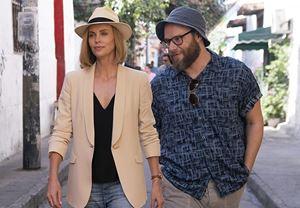 Charlize Theron ve Seth Rogen'in başrollerini paylaştığı komedi filmi Long Shot'tan fragman yayınlandı