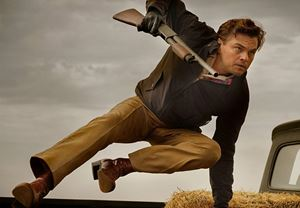Leonardo DiCaprio ve Brad Pitt'in başrolleri paylaştığı Once Upon a Time in Hollywood'dan ilk fragman!