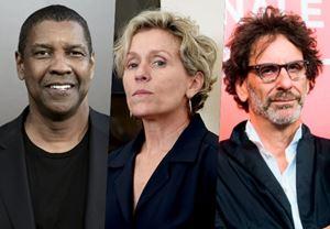 Joel Coen'in yöneteceği Macbeth uyarlamasının başrollerini Frances McDormand ve Denzel Washington üstlenecek