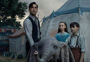 Box Office ABD: Tim Burton'ın yeni filmi Dumbo, $45 milyonla açılışını zirvede gerçekleştirdi