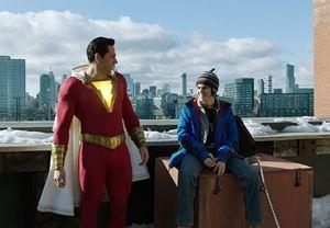 Box Office ABD: Shazam!, $53,45 milyonla gişenin yeni lideri oldu