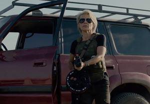 Arnold Schwarzenegger ile Linda Hamilton'ı yeniden bir araya getiren Terminator: Dark Fate filminden ilk fragman!