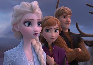 Merakla beklenen Frozen 2'den yeni fragman yayınlandı