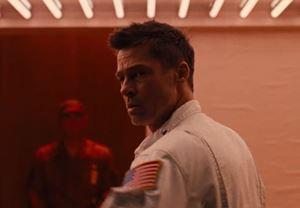 Brad Pitt'in başrolünde yer aldığı bilim kurgu filmi Ad Astra'dan tanıtım videosu yayınlandı