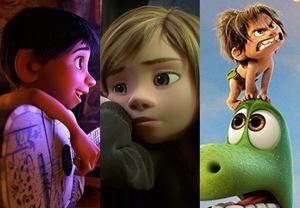 Türkiye'de en çok izlenen 10 Pixar filmi