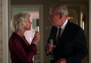 Helen Mirren ve Ian McKellen'ın başrolleri paylaştığı The Good Liar'dan fragman!