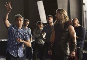 Taika Waititi bir kez daha Thor serisinde yönetmen koltuğuna oturmaya hazırlanıyor