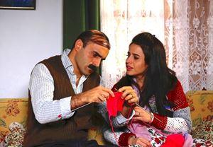 Büşra Pekin ve Alper Kul'un başrollerini paylaştığı Fırıncının Karısı filminden fragman yayınlandı