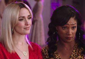 Rose Byrne, Tiffany Haddish ve Salma Hayek'in yer aldığı Like a Boss filminden fragman yayınlandı