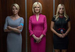 Nicole Kidman, Charlize Theron ve Margot Robbie'nin başrollerini paylaştığı Bombshell, 20 Aralık'ta vizyona girecek