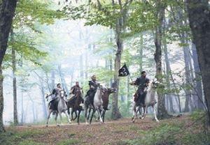 Osmanlı Akıncılarını anlatan Türkler Geliyor: Adaletin Kılıcı, önümüzdeki aylarda gösterime girecek