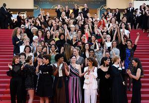 Antalya Altın Portakal Film Festivali, 5050×2020 hareketini destekleyerek Cinsiyet Eşitliği Taahhütnamesi'ni imzaladı