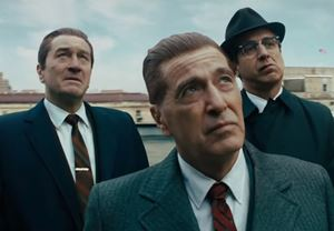 Al Pacino, Robert De Niro, Joe Pesci ve Harvey Keitel'li The Irishman'den yeni fragman yayınlandı