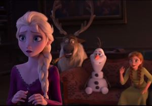 Merakla beklenen animasyon Frozen II'den vizyon öncesi son fragman yayınlandı