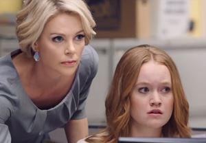 Oscar töreninde adından söz ettirmesi beklenen, Margot Robbie, Charlize Theron ve Nicole Kidman'lı Bombshell'den ilk fragman!