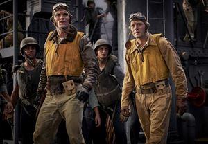Box Office ABD: Roland Emmerich'in yönettiği Midway, açılışında elde ettiği $17,5 milyonla gişenin yeni lideri oldu