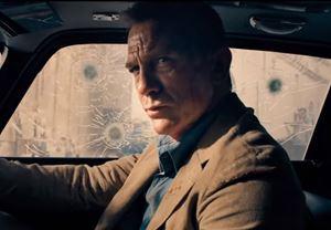 Daniel Craig'in bir kez daha James Bond'a hayat verdiği No Time To Die'dan ilk fragman!