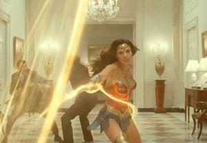Gal Gadot'un başrolünde yer aldığı Wonder Woman 1984'dan fragman yayınlandı