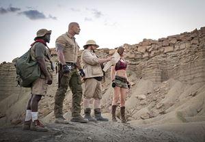 Box Office ABD: Jumanji: The Next Level, $60,1 milyonla açılışını gişenin zirvesinde gerçekleştirdi
