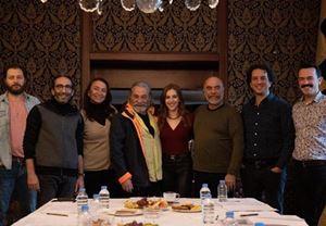 Başrollerini Haluk Bilginer, Demet Akbağ ve Elçin Sangu'nun paylaştığı, Ezel Akay'ın yeni filmi 9 Kere Leyla'nın çekimleri başladı