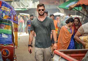 Chris Hemsworth'lu Extraction'ın devam filmi için hazırlıklar başladı