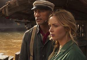 Dwayne Johnson ve Emily Blunt, süper kahraman filmi Ball and Chain için yeniden bir araya geliyor