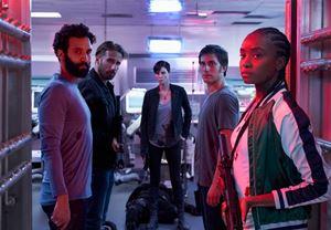 Charlize Theron'ın başrolünde yer aldığı Netflix filmi The Old Guard'dan ilk görseller yayınlandı