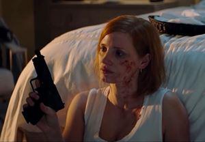Jessica Chastain'in başrolünde yer aldığı aksiyon filmi Ava'dan fragman yayınlandı