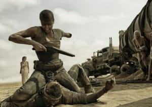 Charlize Theron, Furiosa'nın hikâyesinin anlatılacağı yeni filmde karaktere hayat veremeyecek olmasının üzücü olduğunu söyledi