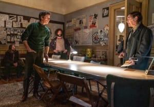 Geniş oyuncu kadrosuyla dikkat çeken Aaron Sorkin imzalı Netflix filmi The Trial of the Chicago 7'dan ilk görseller yayınlandı