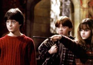 Harry Potter ve Felsefe Taşı, Çin'de yeniden vizyona girdiği hafta sonunda $13,6 milyon hasılat elde etti