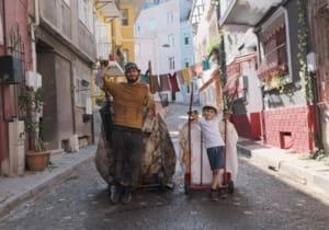 Çağatay Ulusoy'un başrolünde yer aldığı Mücadele Çıkmazı filmi, Netflix'te yayınlanacak