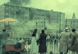 Çin tarihinin en çok izlenen filmlerinden biri olan Sekiz Yüz'den Türkçe altyazılı fragman!